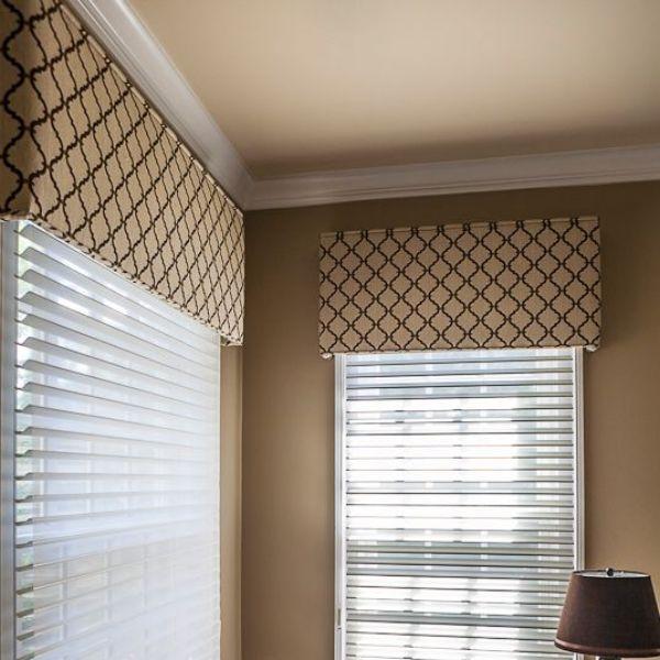 Le mantovane per tende tecniche costituiscono un complemento d'arredo da applicare su porte e finestre. Tendaggi E Mantovane