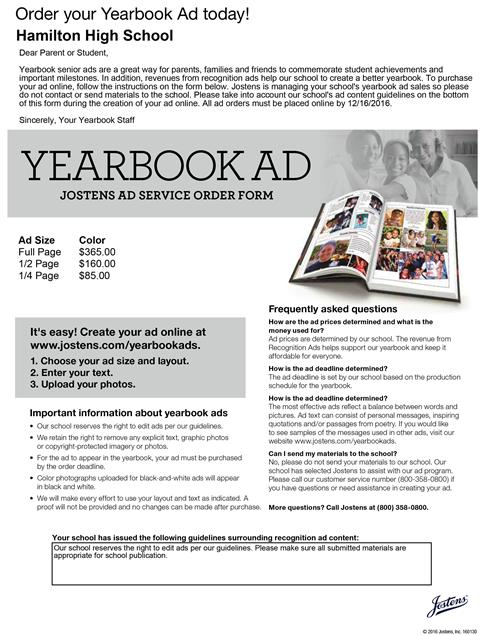 yearbook overview