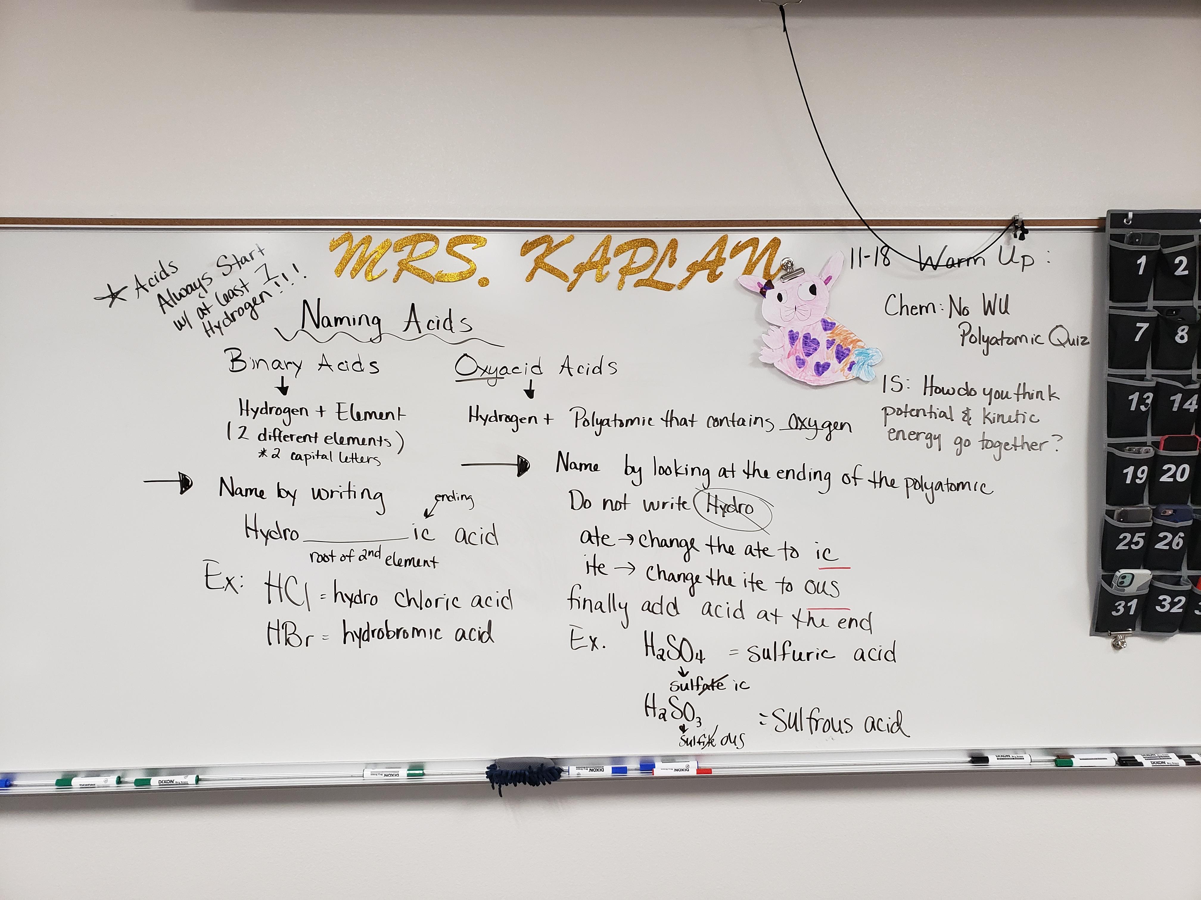Kaplan Kendra Honors Chemistry