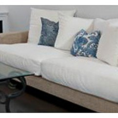 Sofa Pads Uk Gliders Dfs Bespoke Cushions Made To Measure The Cushion Warehouse Large With Deep Seat And Back