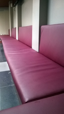 refilling sofa cushions eames compact dimensions indoor bench gallery