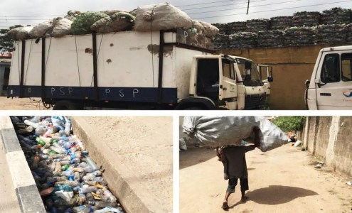 Developing differently: social enterprise innovations for the circular economy in Lagos Nigeria