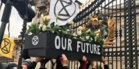 The 'new' climate politics of Extinction Rebellion?