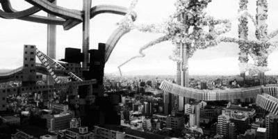 """Still from the short film """"Spatial Bodies"""", byTokyo-based artist AUJIK / aujik.com"""