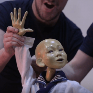 Mark Down, of Blind Summit Theatre, the creators behind the puppetry in ENO's Madam Butterfly, talks through the creation and bringing to life of one of the most unforgettable characters in Puccini's heart-rending story.