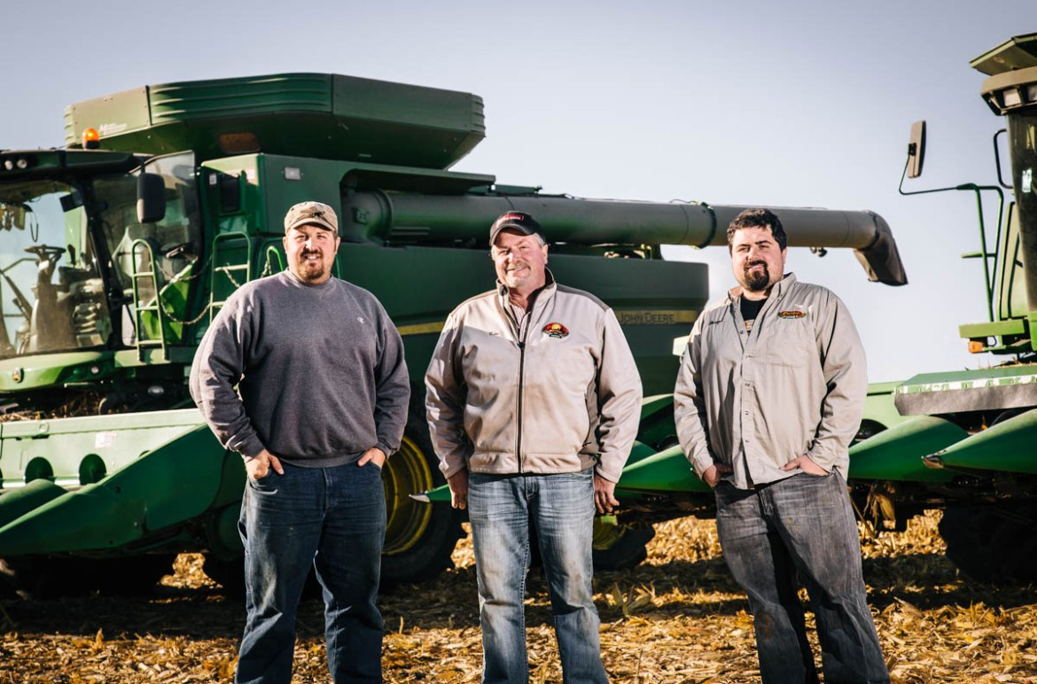 custer-farms-father-sons-john-deere-combines-ken-doug-darryl