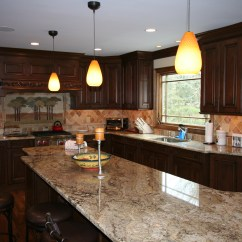 Custom Kitchen Industrial Cabinets Custer Kitchens From Brookhaven Installed In Completed Dresher Pa