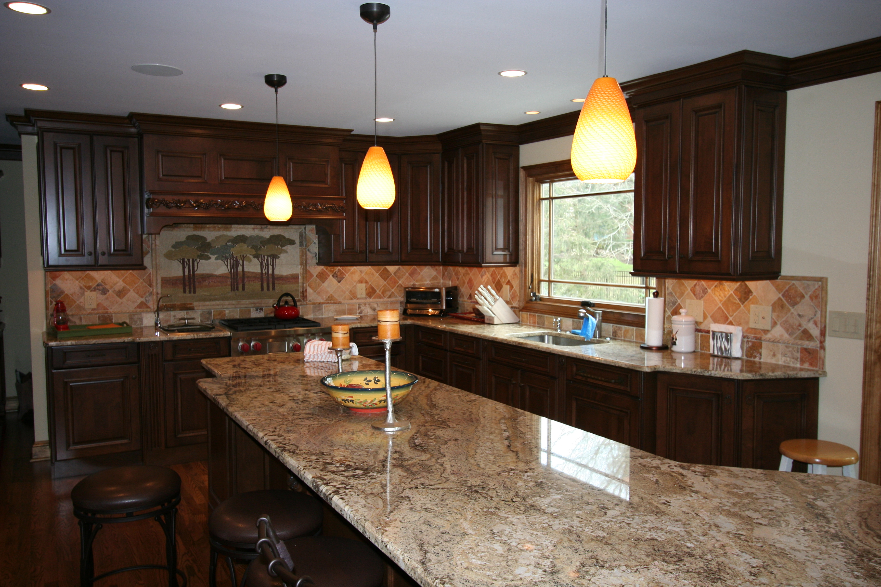 custom kitchens how much to replace kitchen cabinets custer from brookhaven installed in completed dresher pa