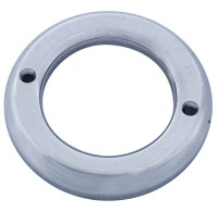 2 Chrome-Plated Plastic Bezel | Custer Products
