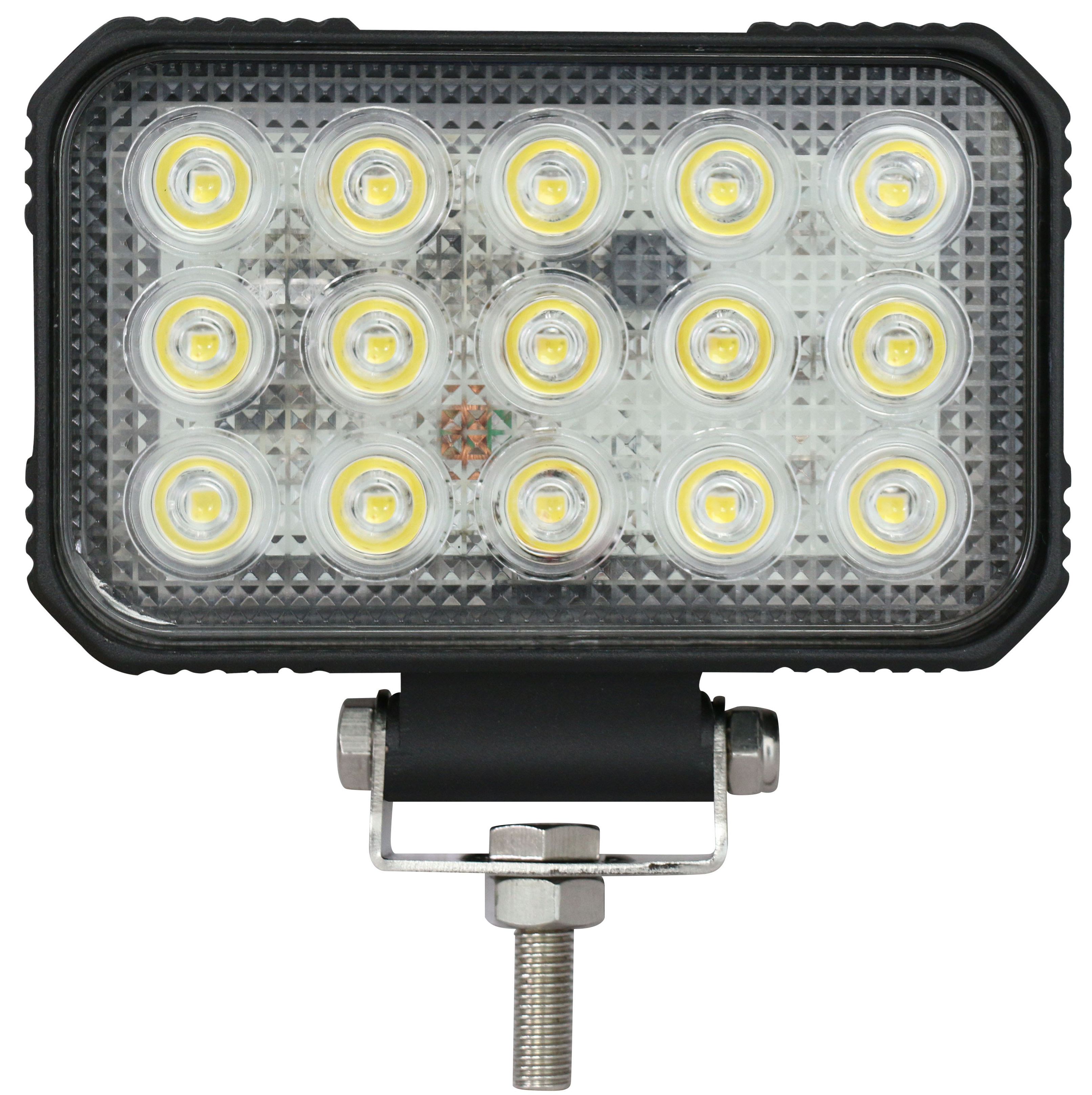 LED 225Watt Slim Rectangular Work Light  Custer Products