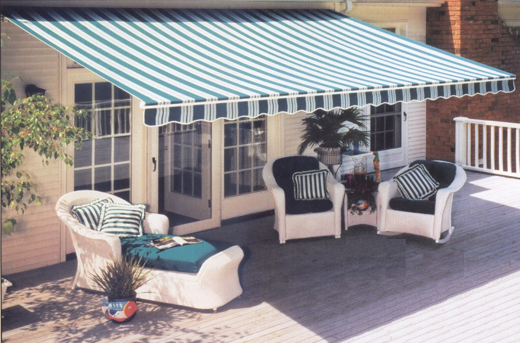 futureguard retractable patio awning