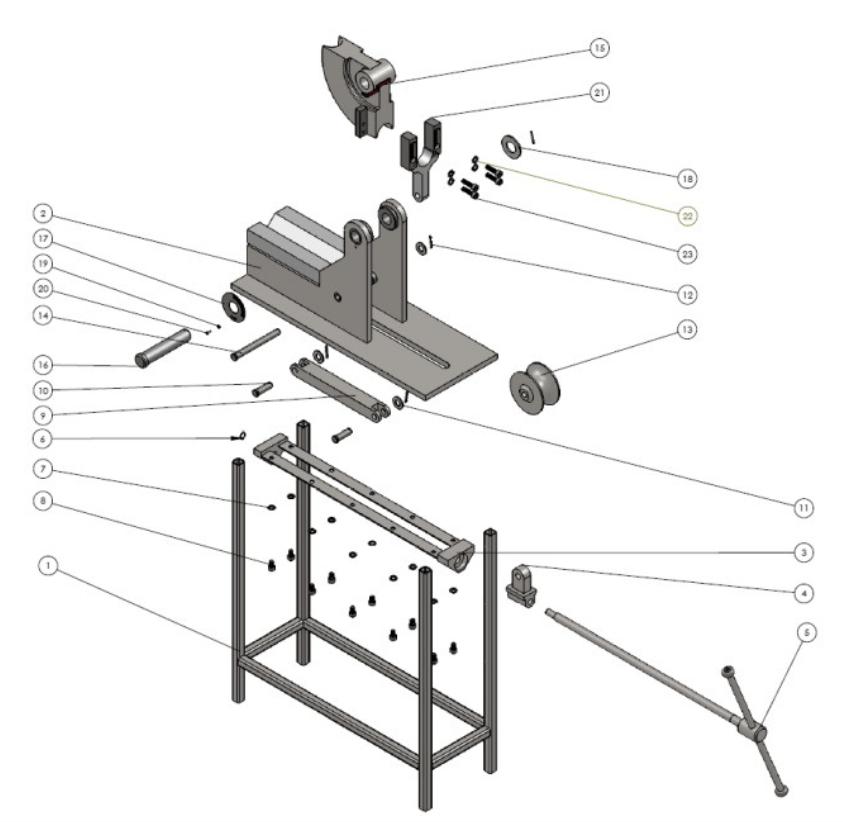 Tubing Bender Build