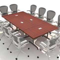Conference Tables And Chairs Ergonomic Chair Price Custom Crafted Furniture Paul Downs Wacif Folding Modular
