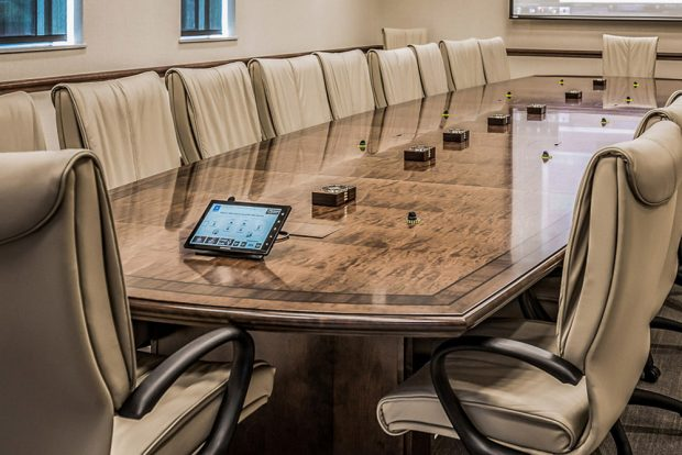 custom conference room tables modern