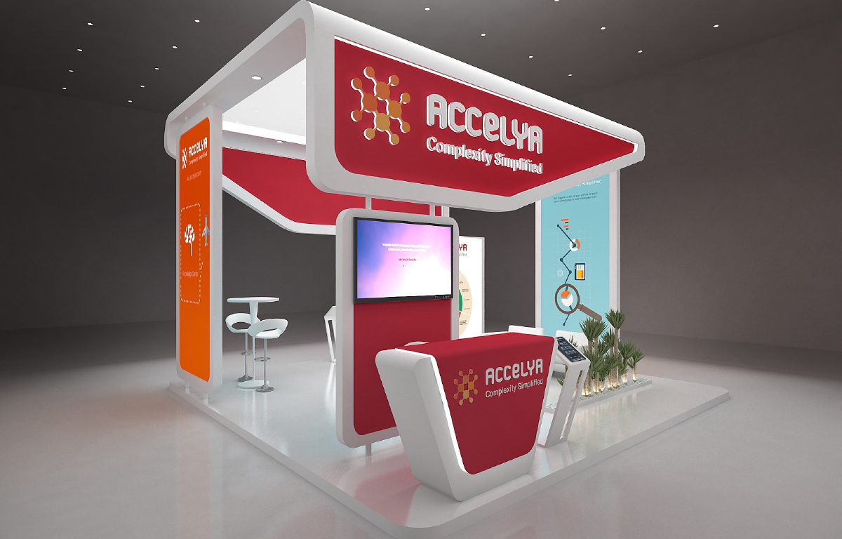bespoke exhibition stand design