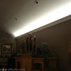 Light Kitchen Table High End Cabinets Custom Effects Led Solutions | Surrey Bc Canada