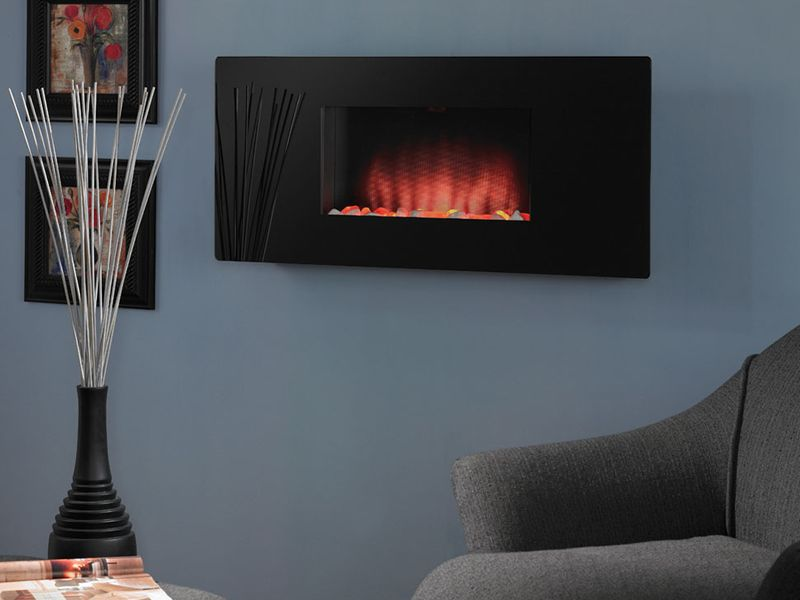 Electric fireplace in ikea on CustomFireplace Quality electric gas and wood fireplaces and