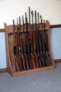 Custom Gun Cabinets and Gunsafes - Specialty Designs
