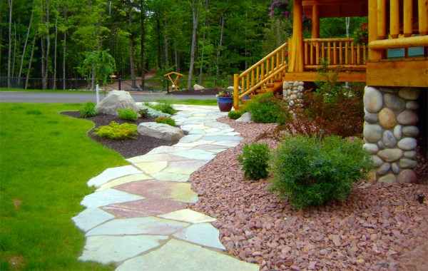 landscape maintenance - custom