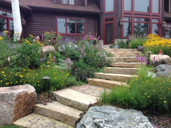 walkways steps & stairs