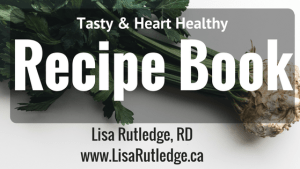 heart healthy recipe book