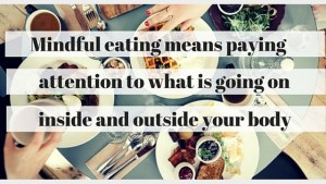 mindful eating series