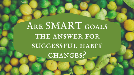 are smart goals helpful