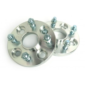 Wheel Spacers - 4X100 54.1CB - 15mm