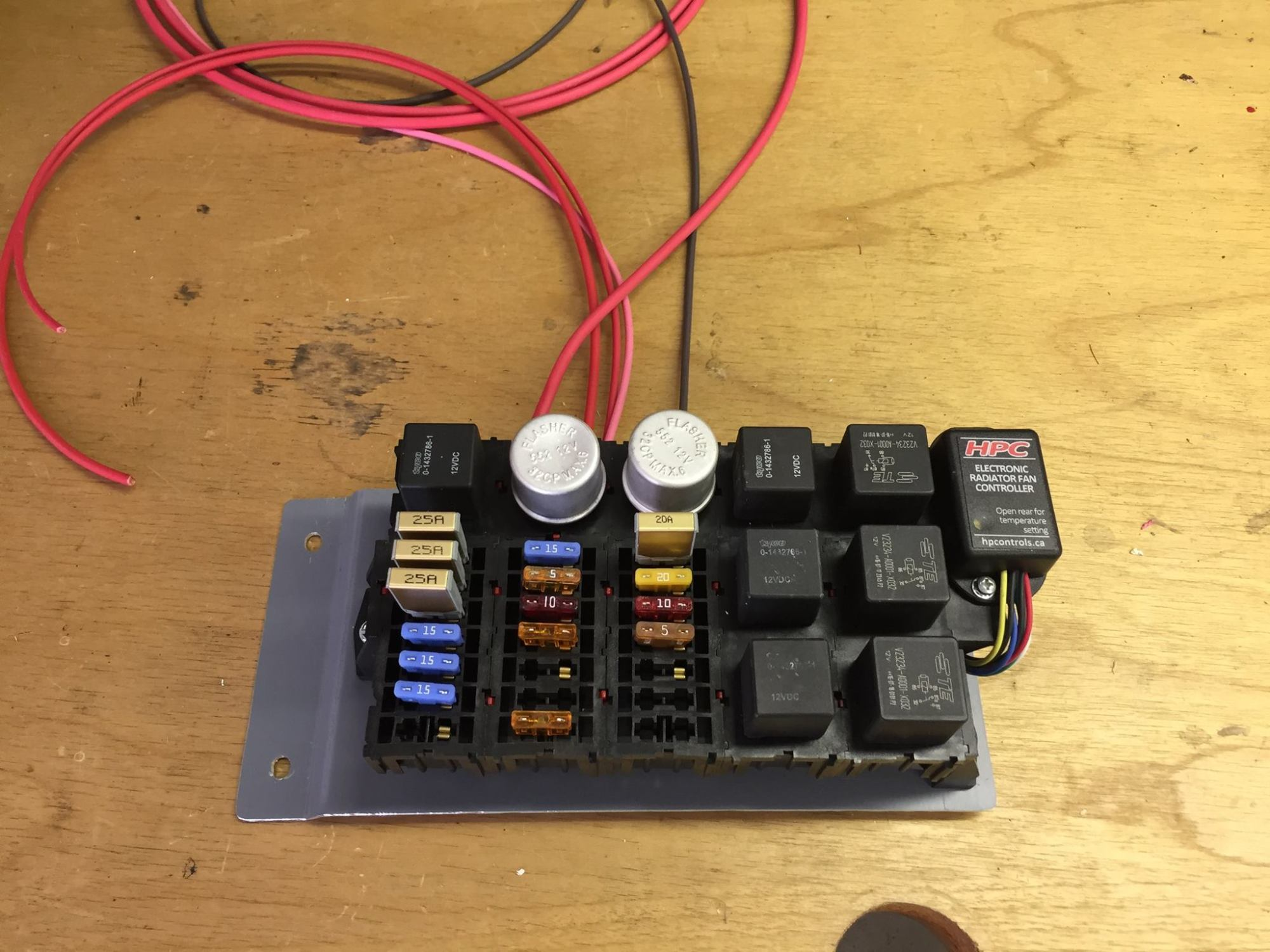 hight resolution of off the shelf wiring kit issues