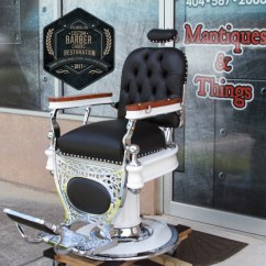 Antique Wood Barber Chair Tufted Back Dining Chairs And Parts First There Is The Hunt Then Calculated Stalking Finally Euphoric Capture Kill Buying