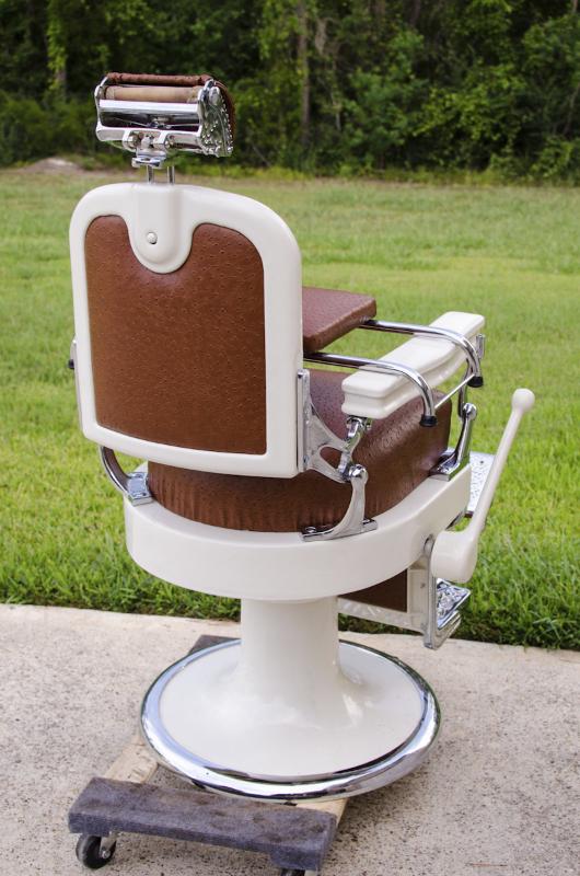 Koken Barber Chair