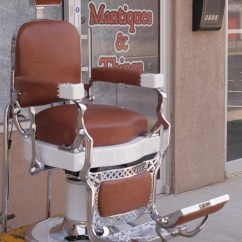 Koken Barber Chair Electric Death Custom Chairs And Restorations