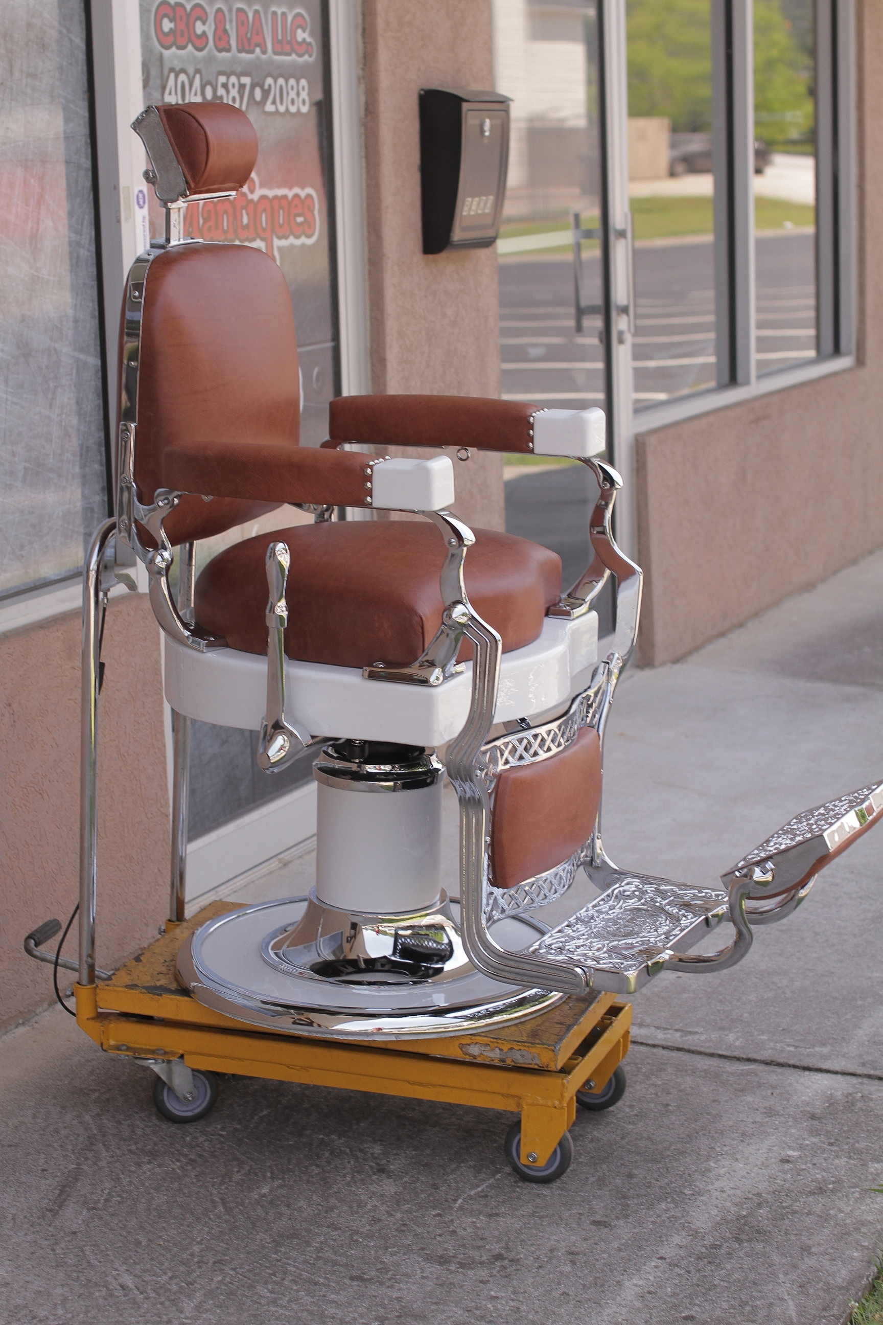 koken barber chair eddie bauer camping chairs custom and restorations
