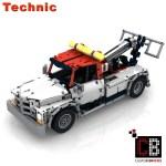 Custombricks De Lego Technic Model Custombricks Moc Instruction