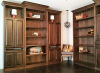 Custom Built-In Cabinets