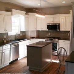 Used Kitchen Cabinets Indiana Table Booth Cabinet Refinishing Louisville And Southern Areas