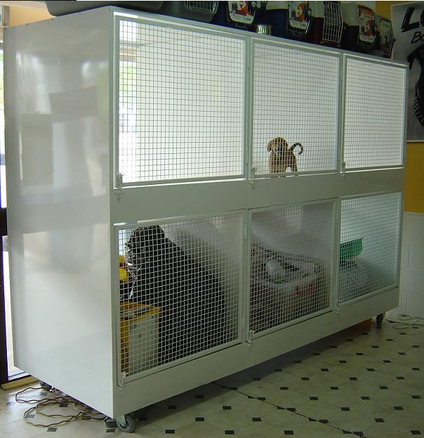 Ornamental Custom Built Aviaries
