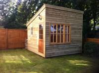 Custom Made Garden Buildings Built in your Garden ...
