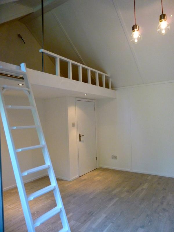 Teddington  Hunters Lodge  Custom Built Garden Rooms