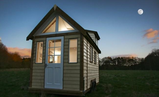 The Grand Designs Show Home Tiny House Custom Built