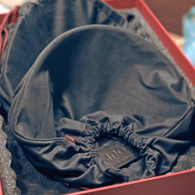 ruby loup visor
