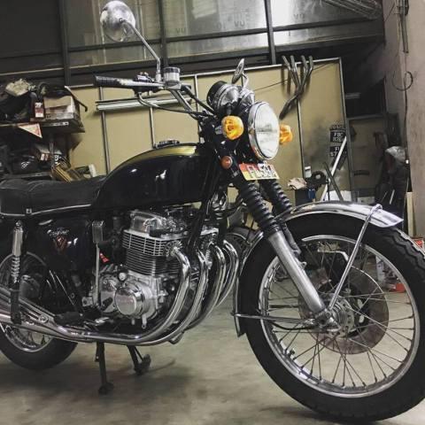 1971 Honda CB750K