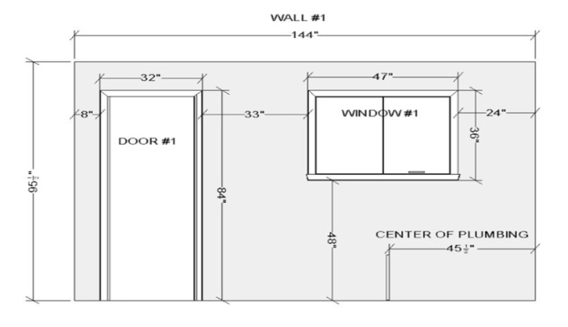 Standard residential ceiling height philippines www for Window height from floor