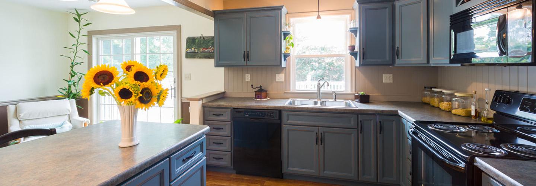 end kitchen cabinet corner bench seating modern cabinets remodel philadelphia high