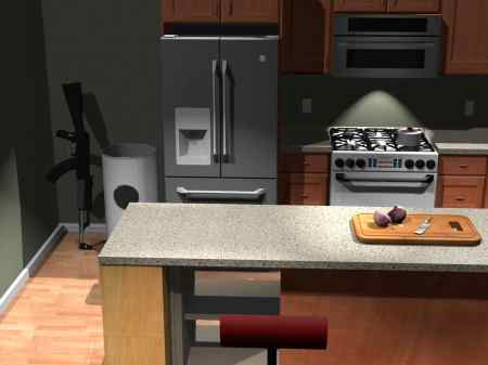 Pro100 Sample Kitchen Project 3 27 2015