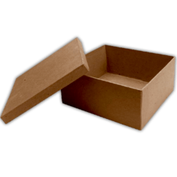 Customised Cardboard Or Kraft Paper Cake Boxes With Separate Lid