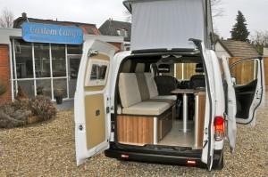 Nissan NV200 camper buscamper