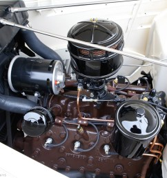 beautifully balanced and restored ford flathead 8ba power gen alternator a single black stromberg custom cloth wiring loom and ignition wires everything  [ 1092 x 800 Pixel ]