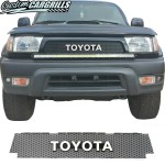 1996 02 Toyota 4runner Mesh Grills By Customcargrills