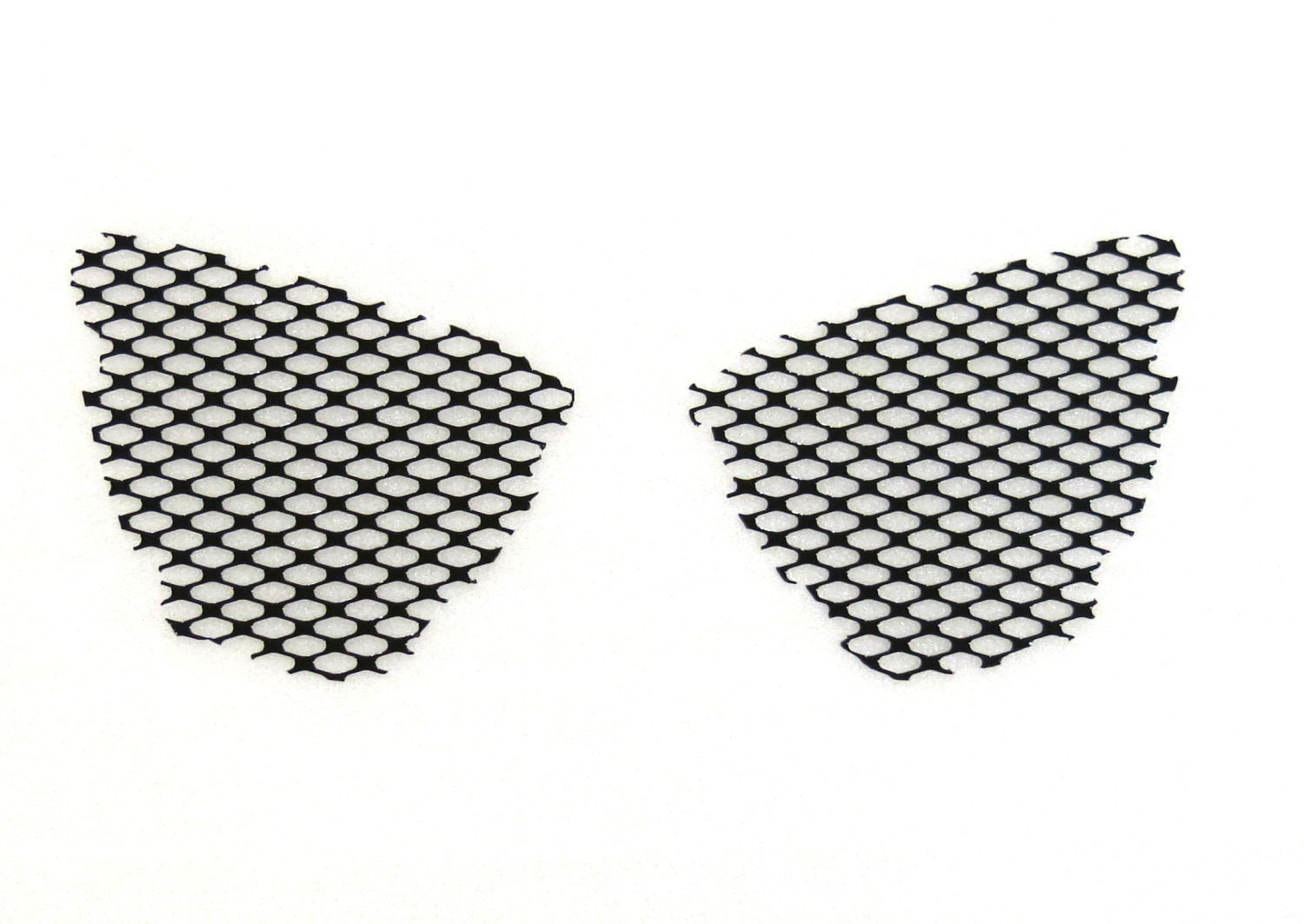 CCG PERF GT REAR REFLECTOR MESH GRILL GRILLE FOR 2012-17
